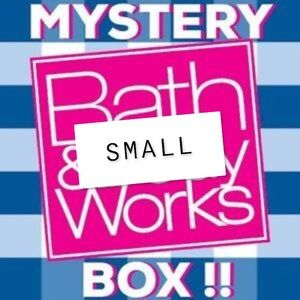 SMALL Bath & Body Mystery Box